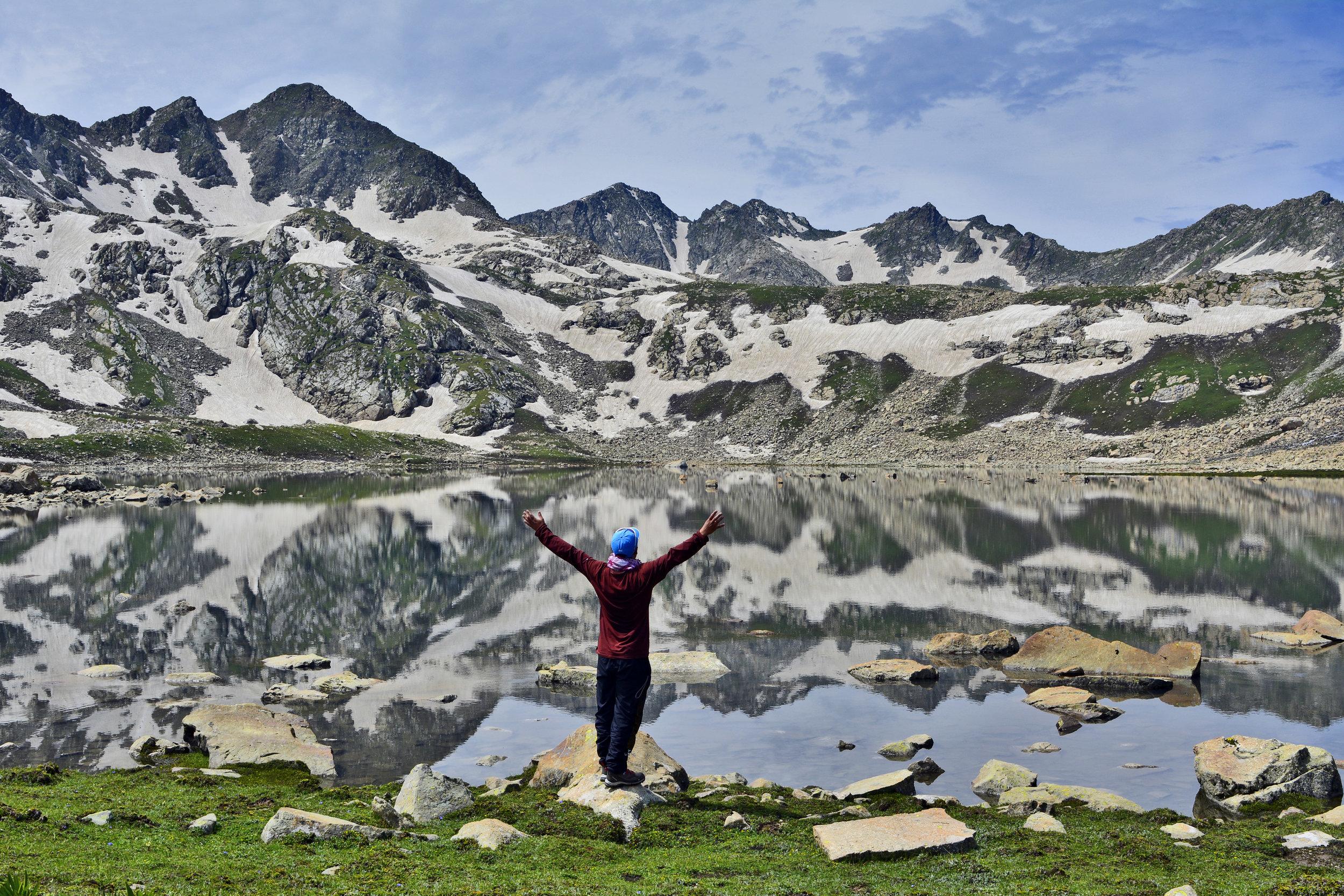 Greater Lakes Trek -