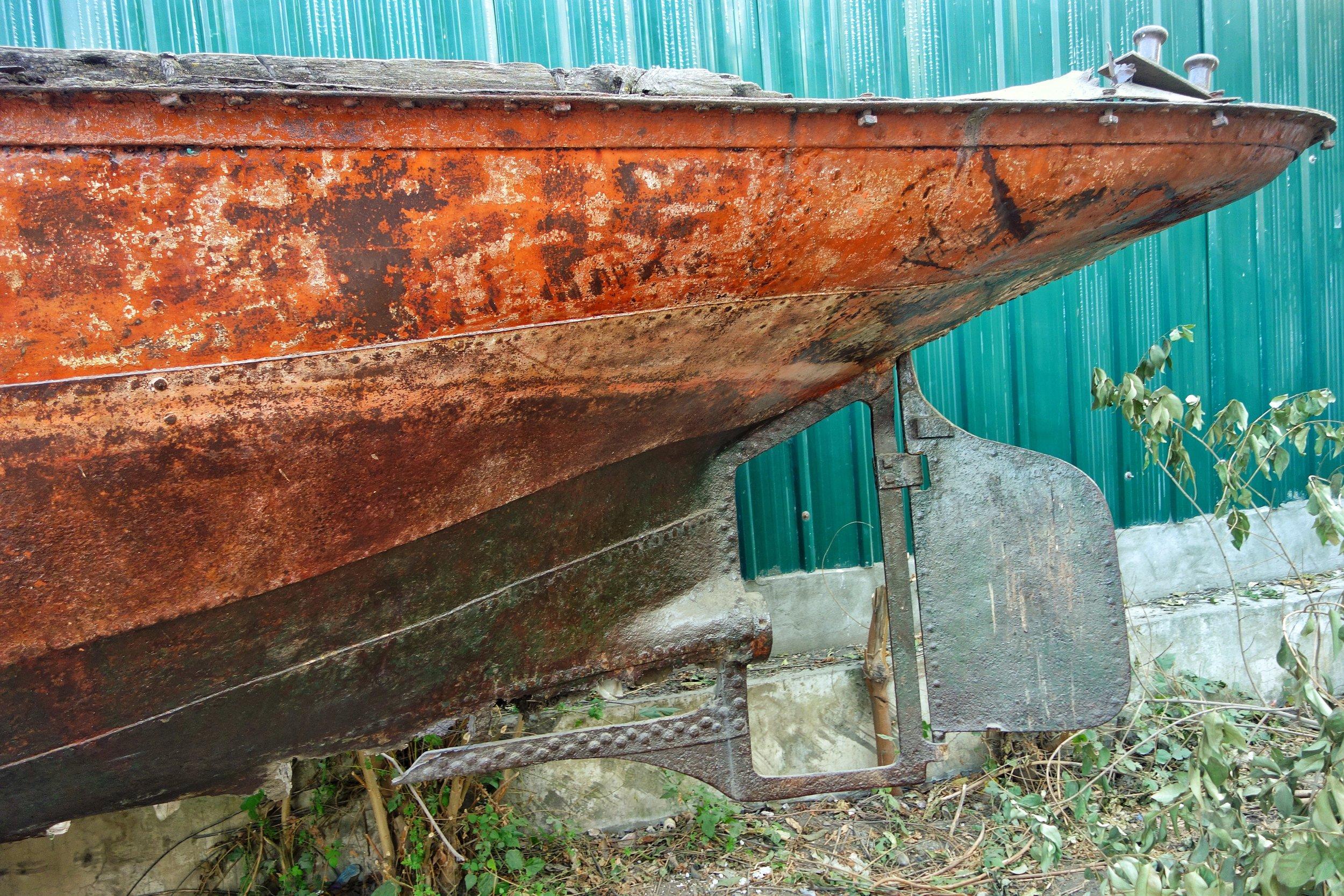 queenvictoria-ranbirsingh-boat-spsmuseum-srinagar