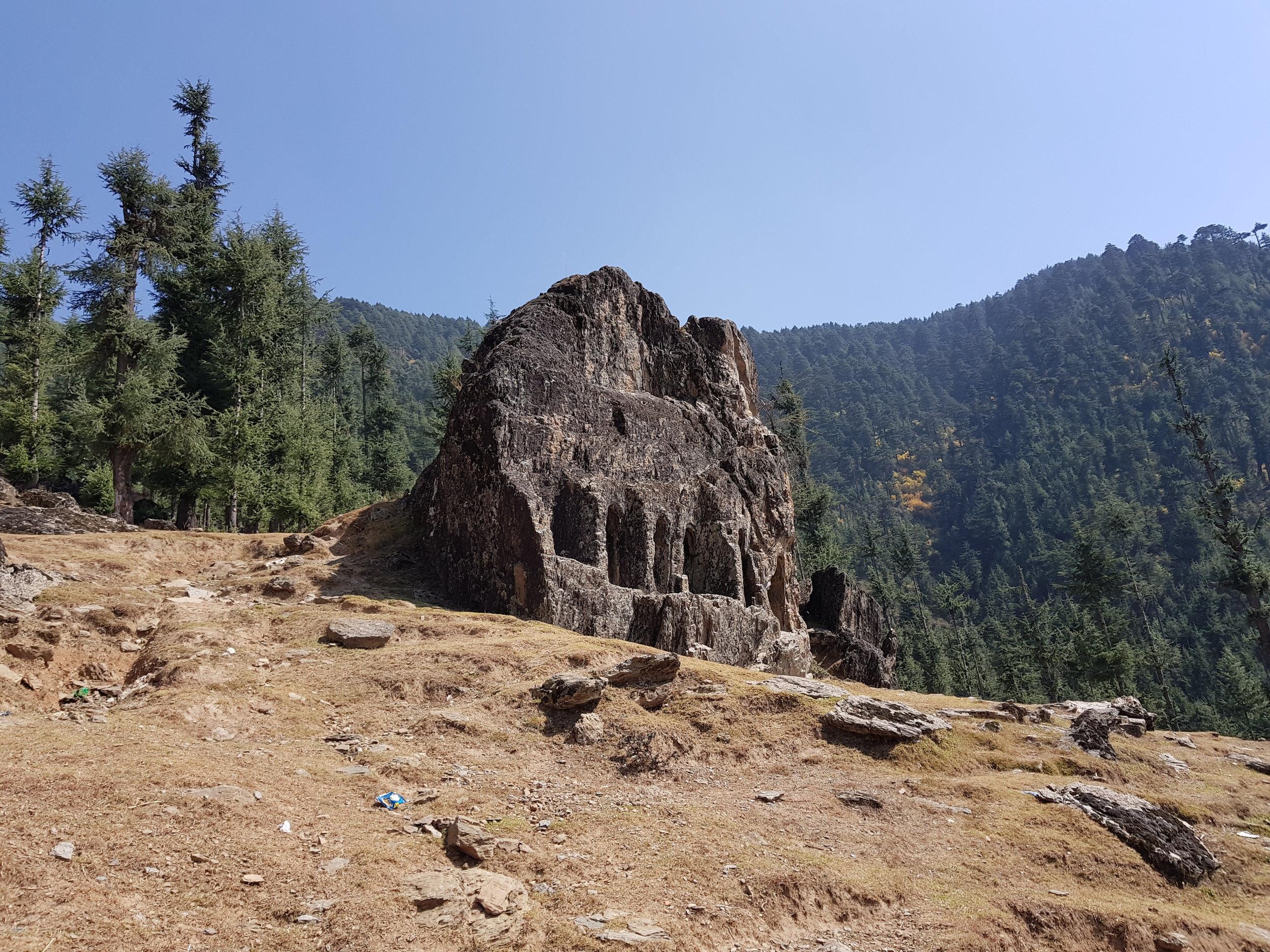 The Kalaroos Cave in Loalb Valley