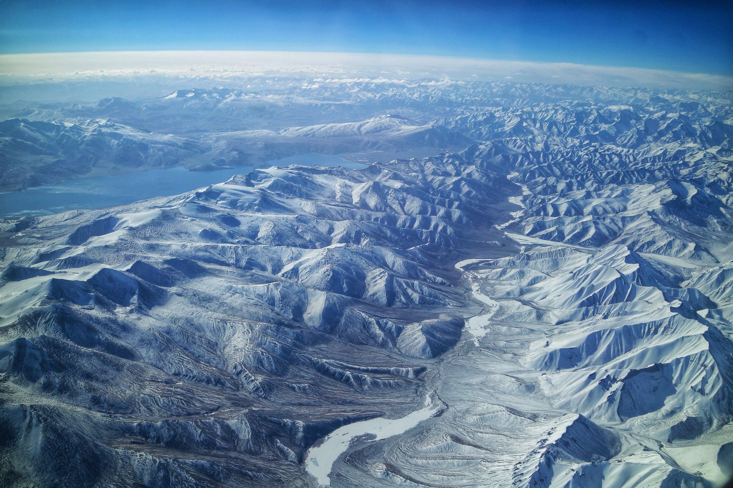The Lakes of the Trans Himalayas : The Tso Moriri