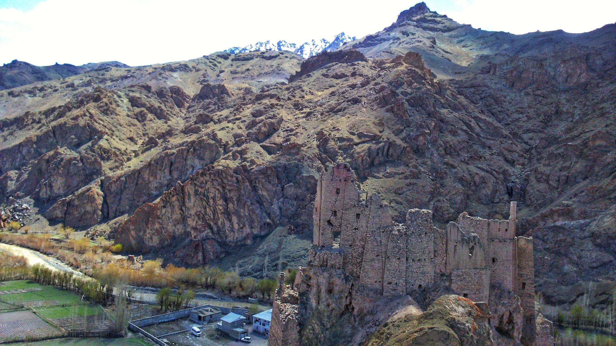 The Chiktan Khar (Fort)