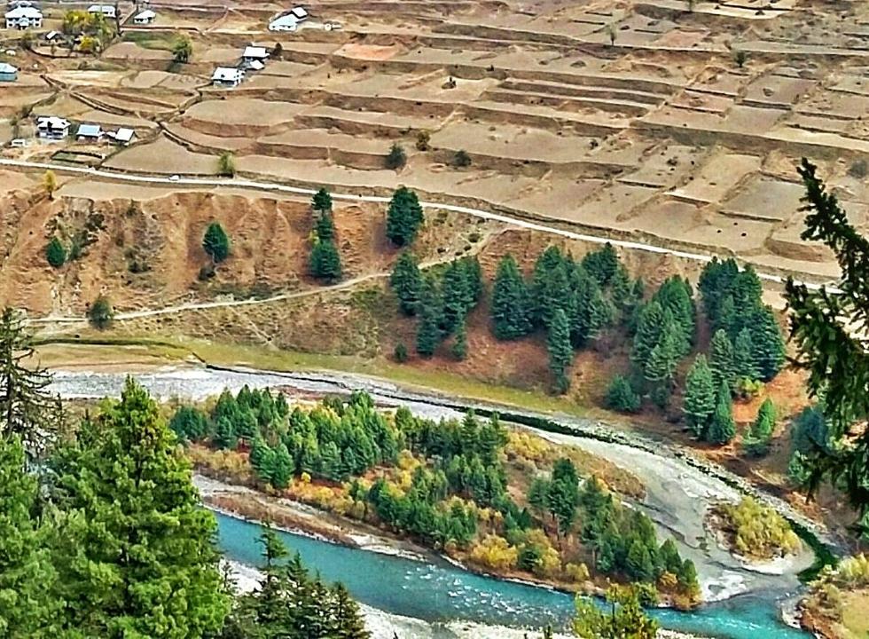Warwan Valley -