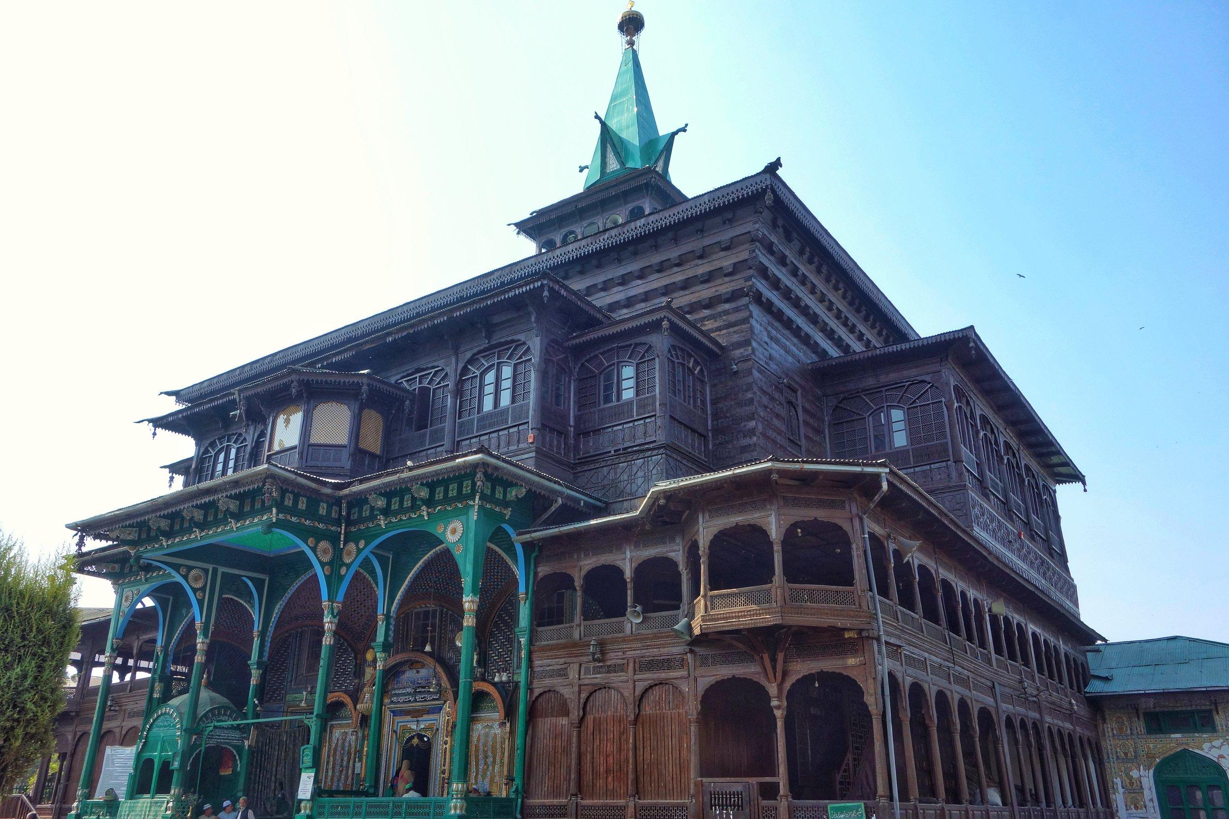 The Khanqah E Moula