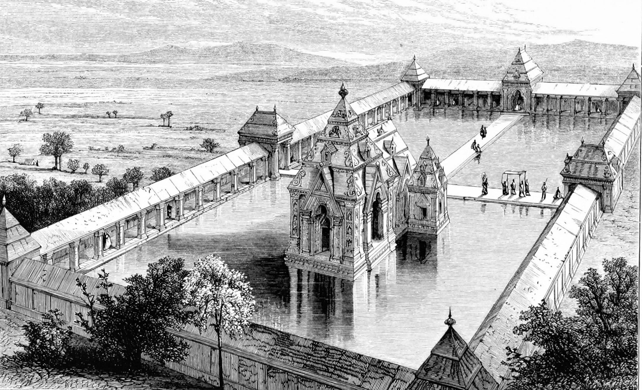 The Original Martand Sun Temple
