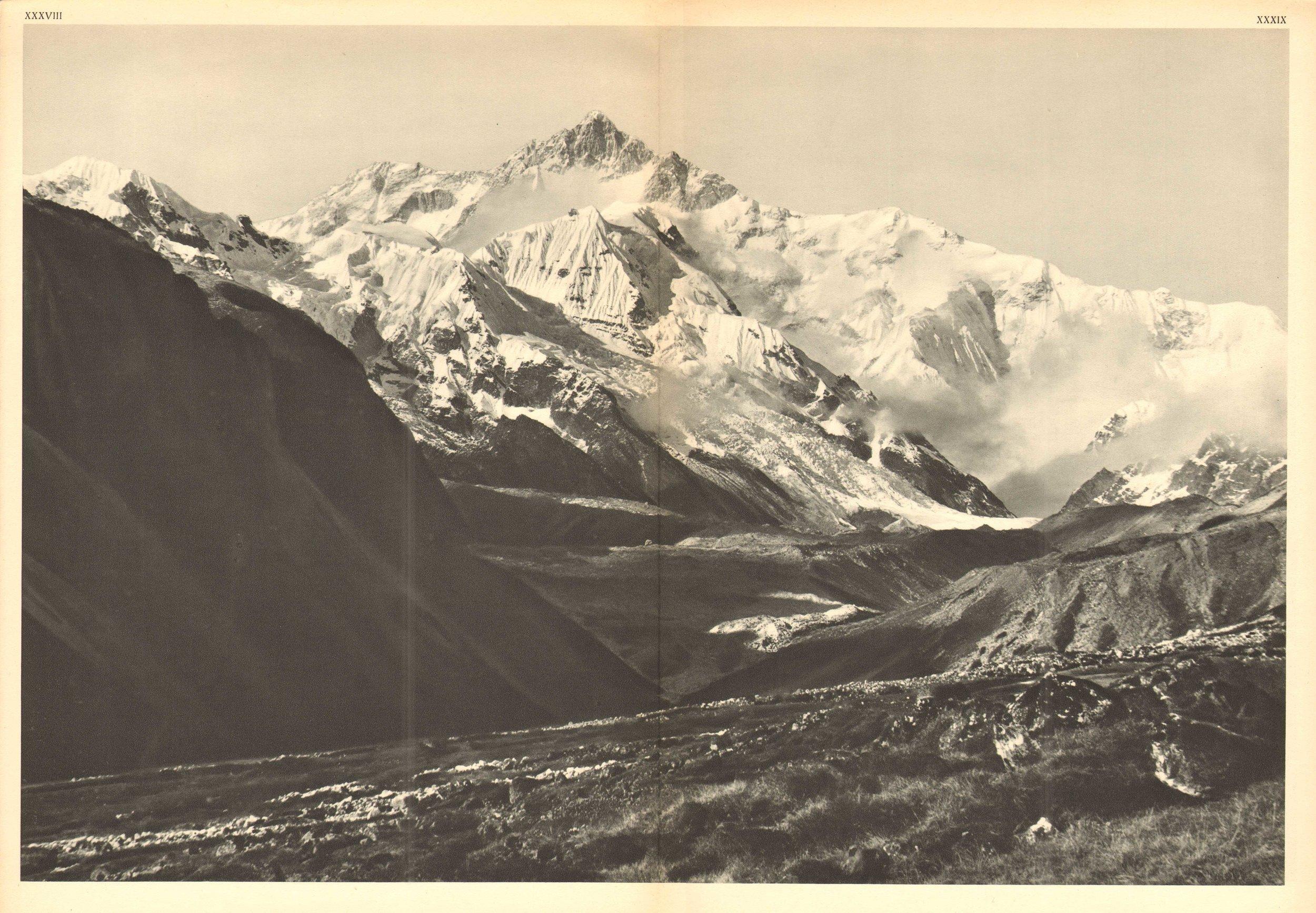 The Kanchenjunga