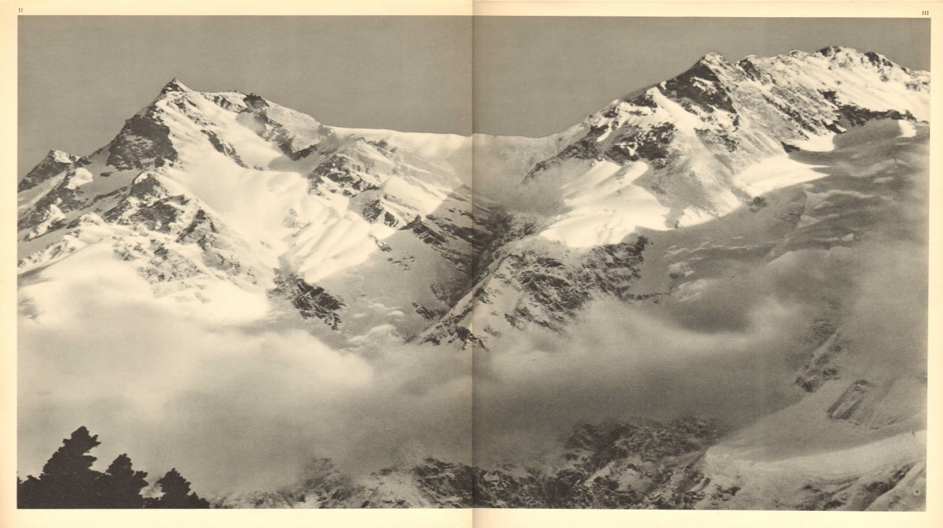 The Nanga Parbat