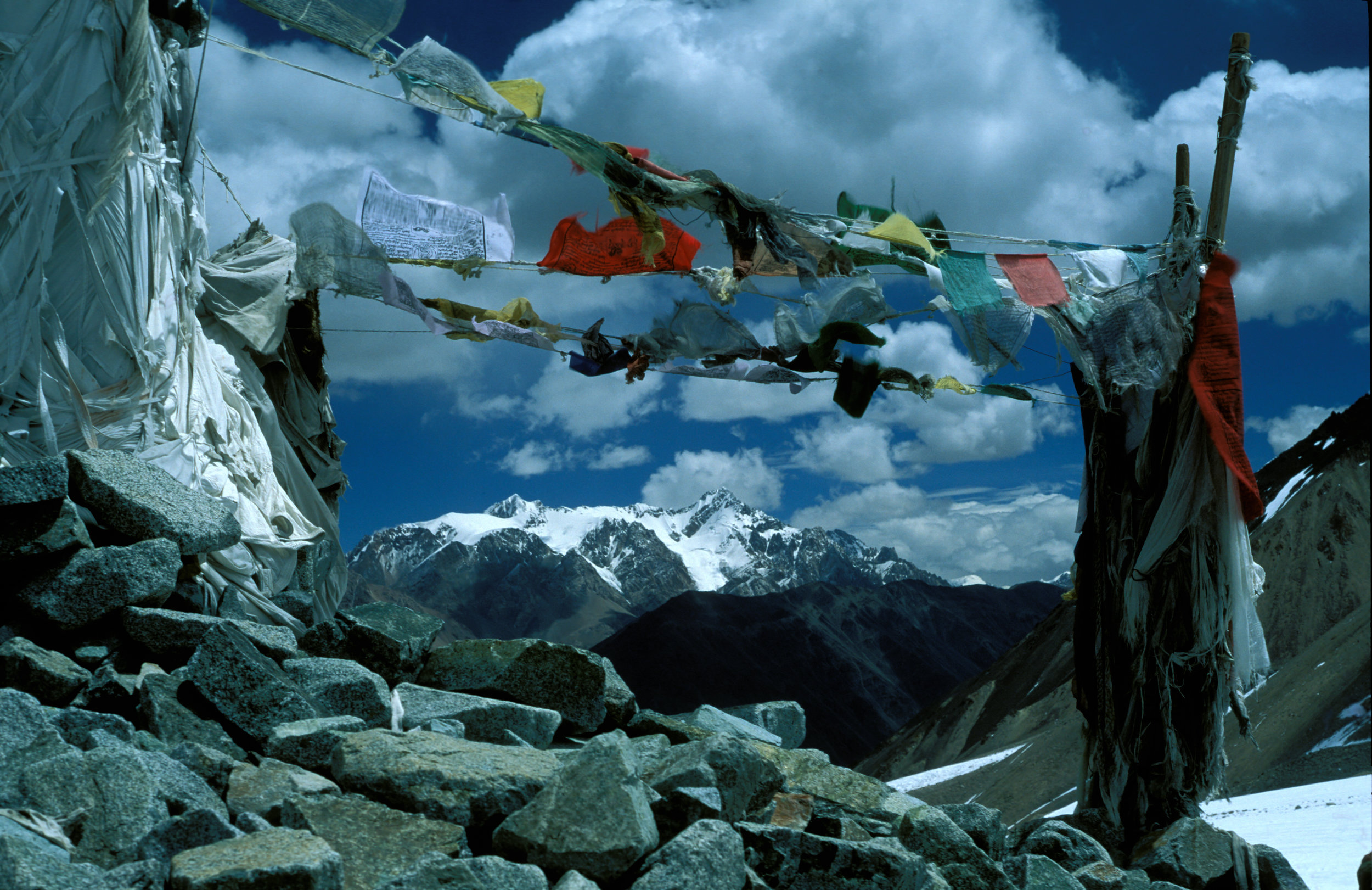 The Trans Himalayan Silk Route Trail -
