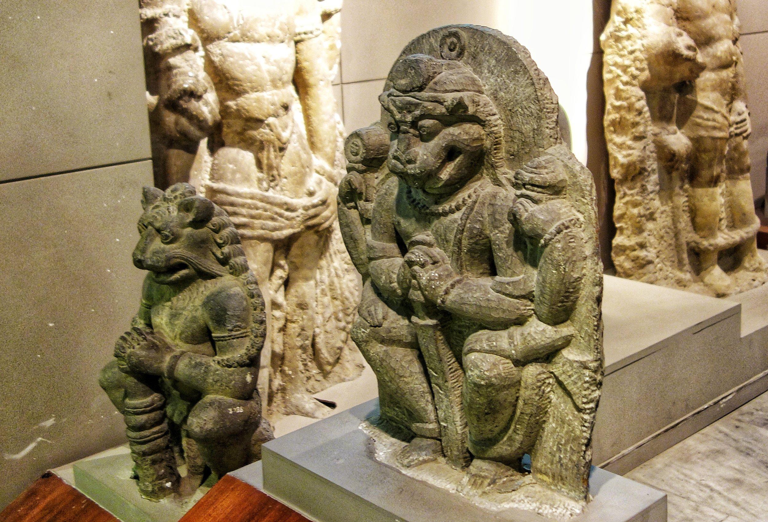 Narsimha : 10th Century, Stone