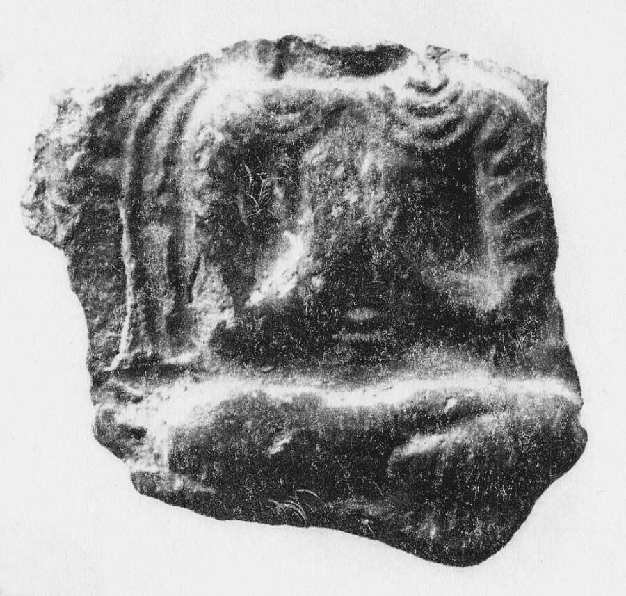Seated Headless Buddha