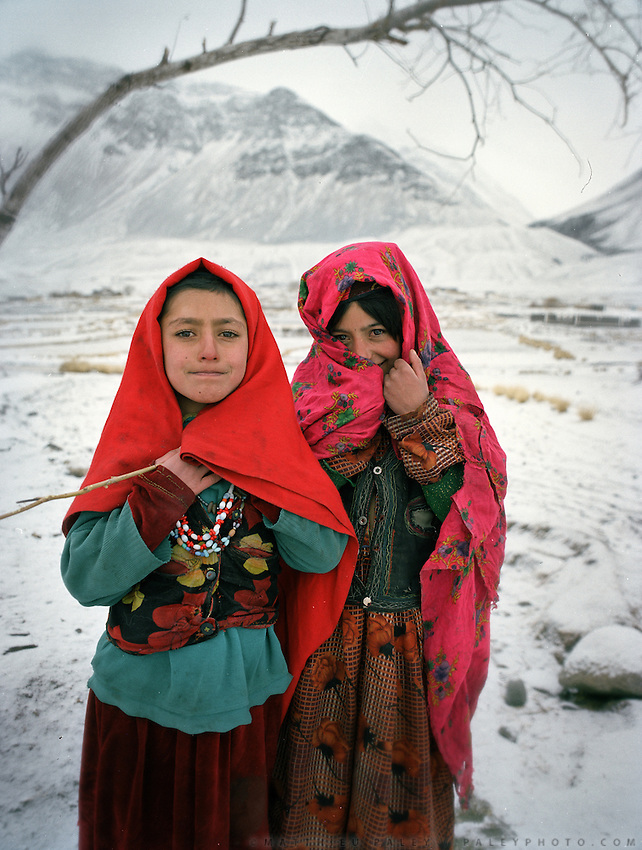 Wakhi Girls