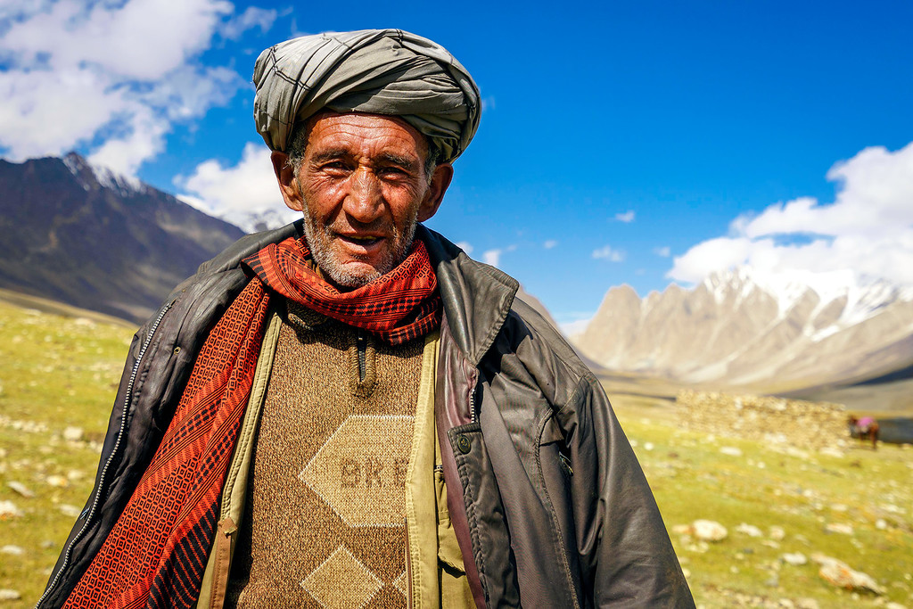 A Wakhi Chief