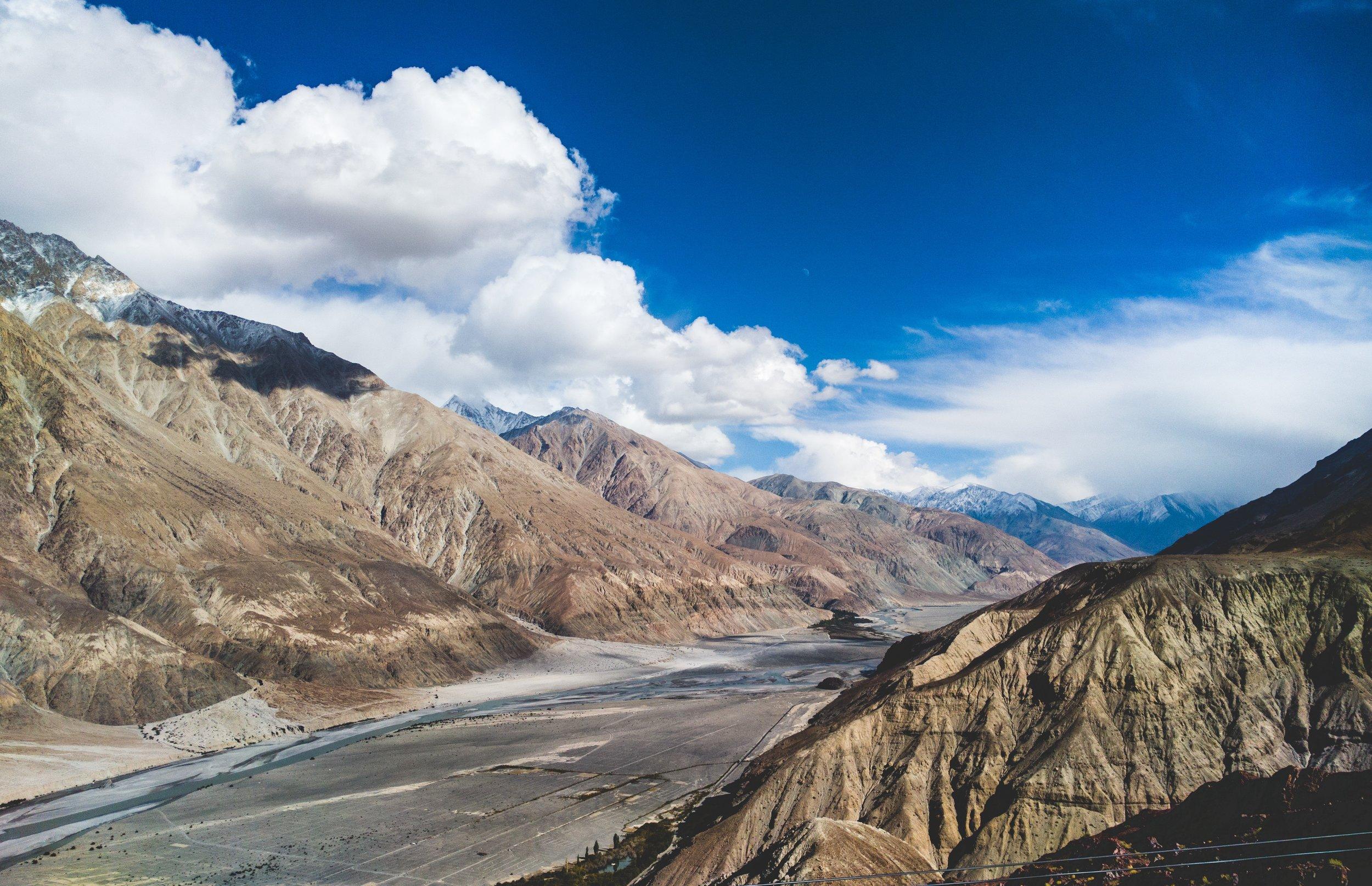Nubra Valley by Abdullah Alam