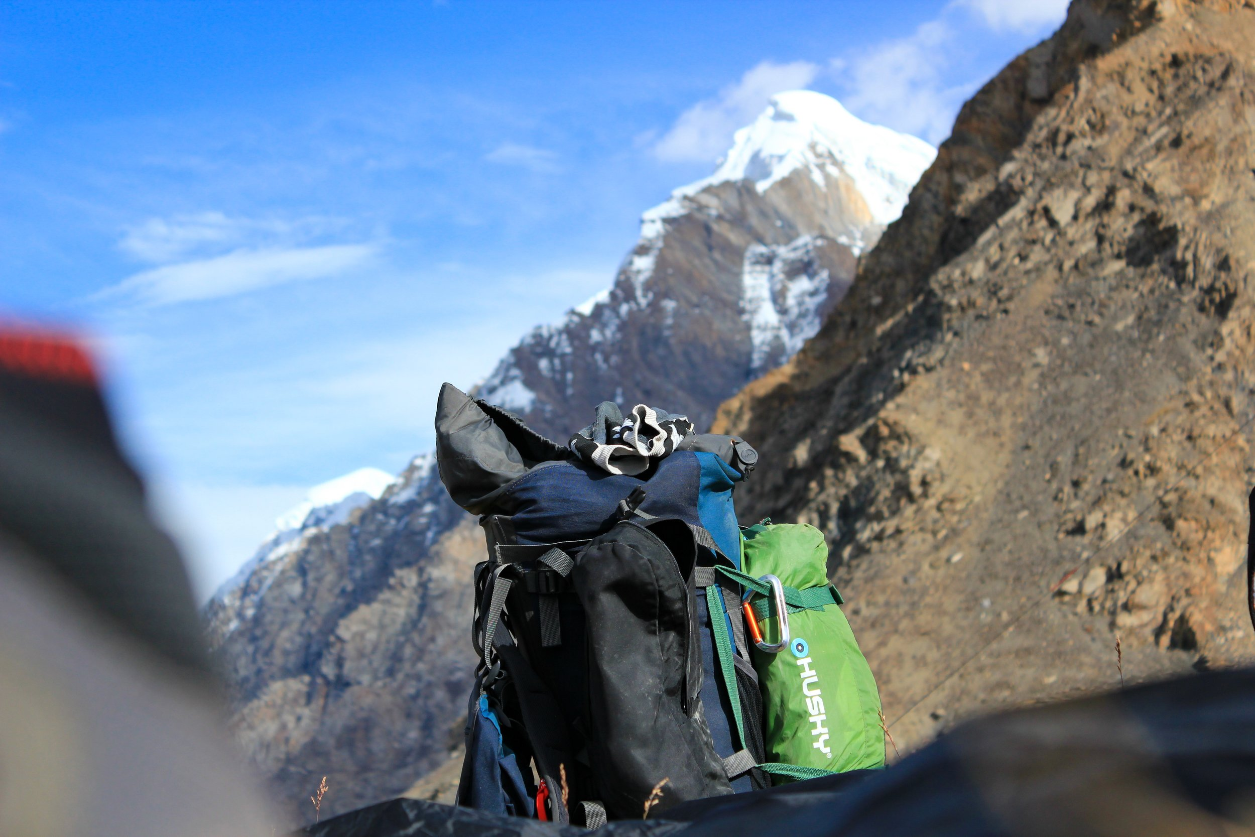 Trek Tip # 01 : How to Pack a Rucksack -