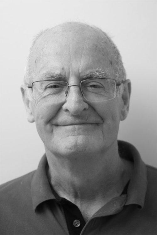 Rev Canon Roger Oldfield - Board Member/Chairman