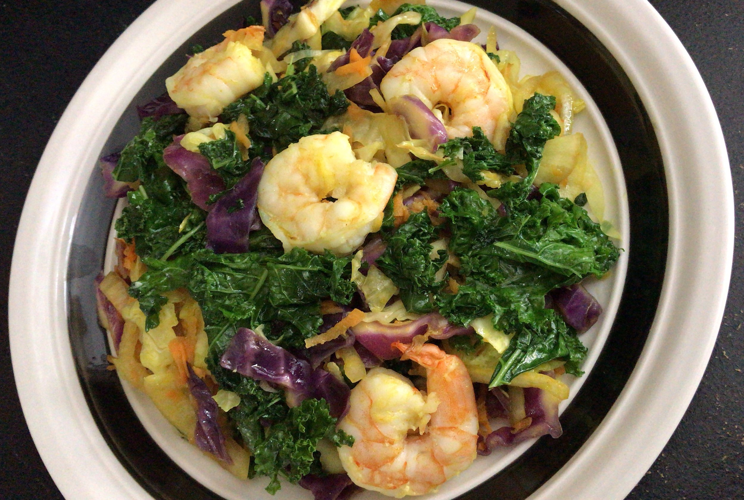 Garlic Shrimp Stir Fry Primal Nation