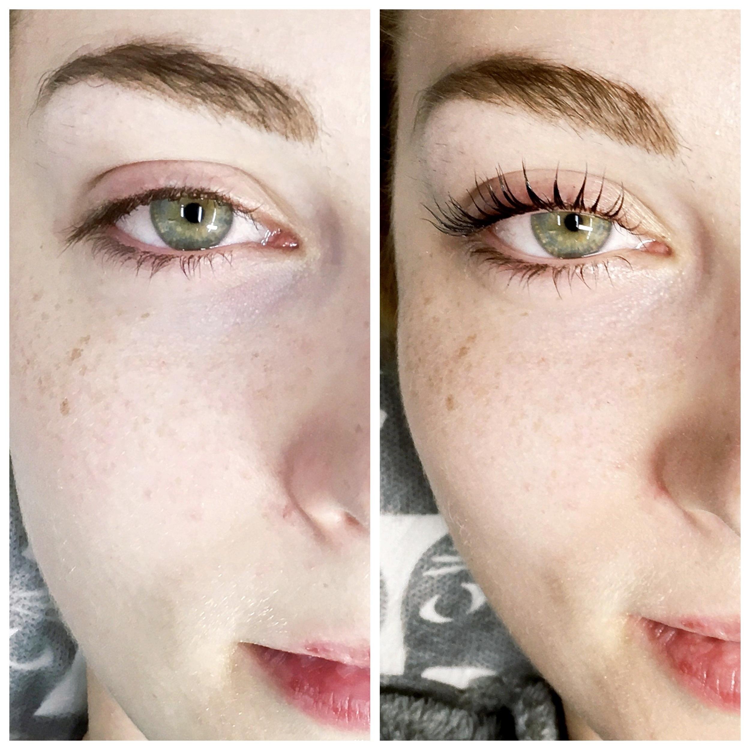 Behandlinger - Find den lash- og browbehandling, der passer til dig