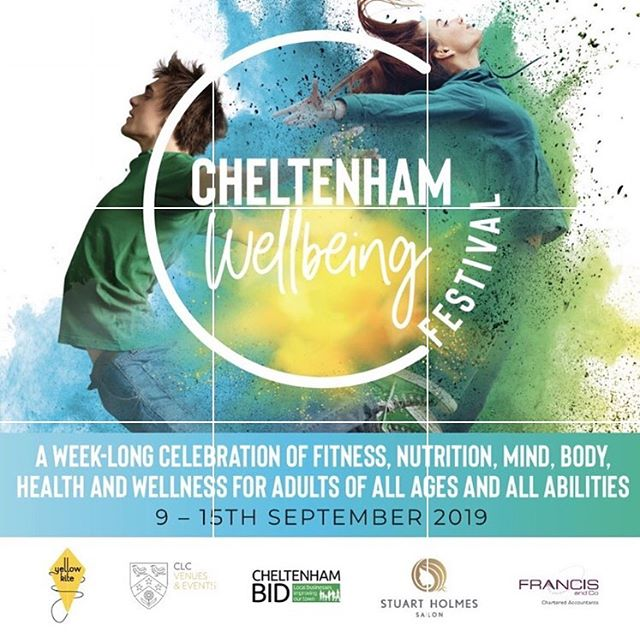 💙 C H E L T E N H A M  W E L L B E I N G  F E S T I V A L 💚 • Tickets go on sale next week 🎟 • We are super excited to be a part of Cheltenham's first ever well-being festival in September this year 💥 • We'll be working alongside our friends @forma.gst and @positivebodycoach, as well as many more, to provide health & fitness events to inspire your well-being journey! • Watch this space 🙌🏻 • #wellmeasured #cheltenhamwellbeing #cheltenhamwellbeingfestival #formagst #positivebodycoach #3dbodyscan #changeyourbody #bodycomposition #bodyfat #wellbeing #fitness #exercise #gymnastics #nutrition #changeyourlife