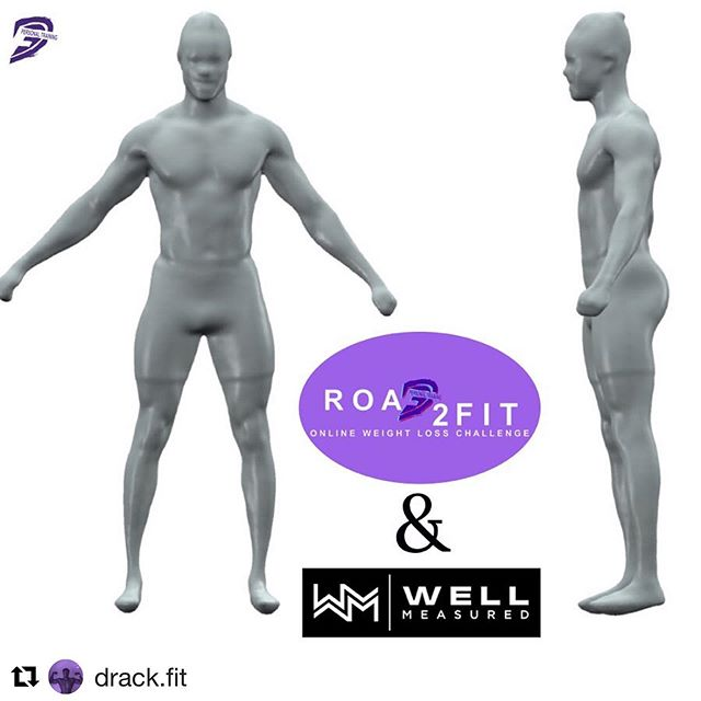 #Repost @drack.fit with @get_repost • *Tech Geek Alert* • So this experience was cool getting to sit with a practising radiographer and a Midwife • Talk about all things fitness and tracking but also just chilling out as we looked over my 3D scan results • You've seen me rave about this technology after seeing my clients use it, as I think it's a great way to track progression, whether it be to gain muscle or drop body fat • This tech increases accuracy of measured progress, creates incredible accountability and gives consistent readings • I was opened up to how this can help you track body alignment too! Plus much more info • It's was great sitting with the guys @wellmeasured as they explained the data results giving me greater insight of where my body is currently at • ✅You get to experience their services when you sign up to my Road2Fit Online Challenge 🙌🏿to stop yourself getting wrapped in just what the scales say or the good/bad lighting says💁🏿♂️ • #wellmeasured #goals #fatloss #fitnesstips #bodycomposition #training #gains #fitness #gym #exercise #facts #fatlossjourney #motivation #muscle #train #trainhard #share #success #athletic #aesthetic #sciencebitch #3D #3dbodyscan #styku3d