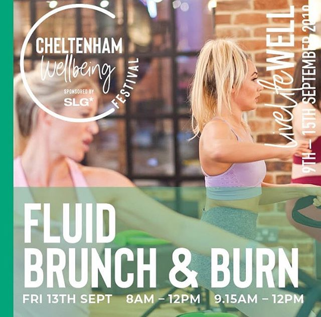 Don't forget to book in to this brilliant session during @cheltenhamwellbeingfestival week. • We will be there to show you all things #wellmeasured • Tickets available from the website - spaces limited so book now! • #wellmeasured #cheltenhamwellbeingfestival #wellbeing #cheltenham #brunch #3dbodyscan #bodycompositionanalysis #bodycompositionscan #bodycomposition #posturalanalysis #basalmetabolicrate #fitness #health
