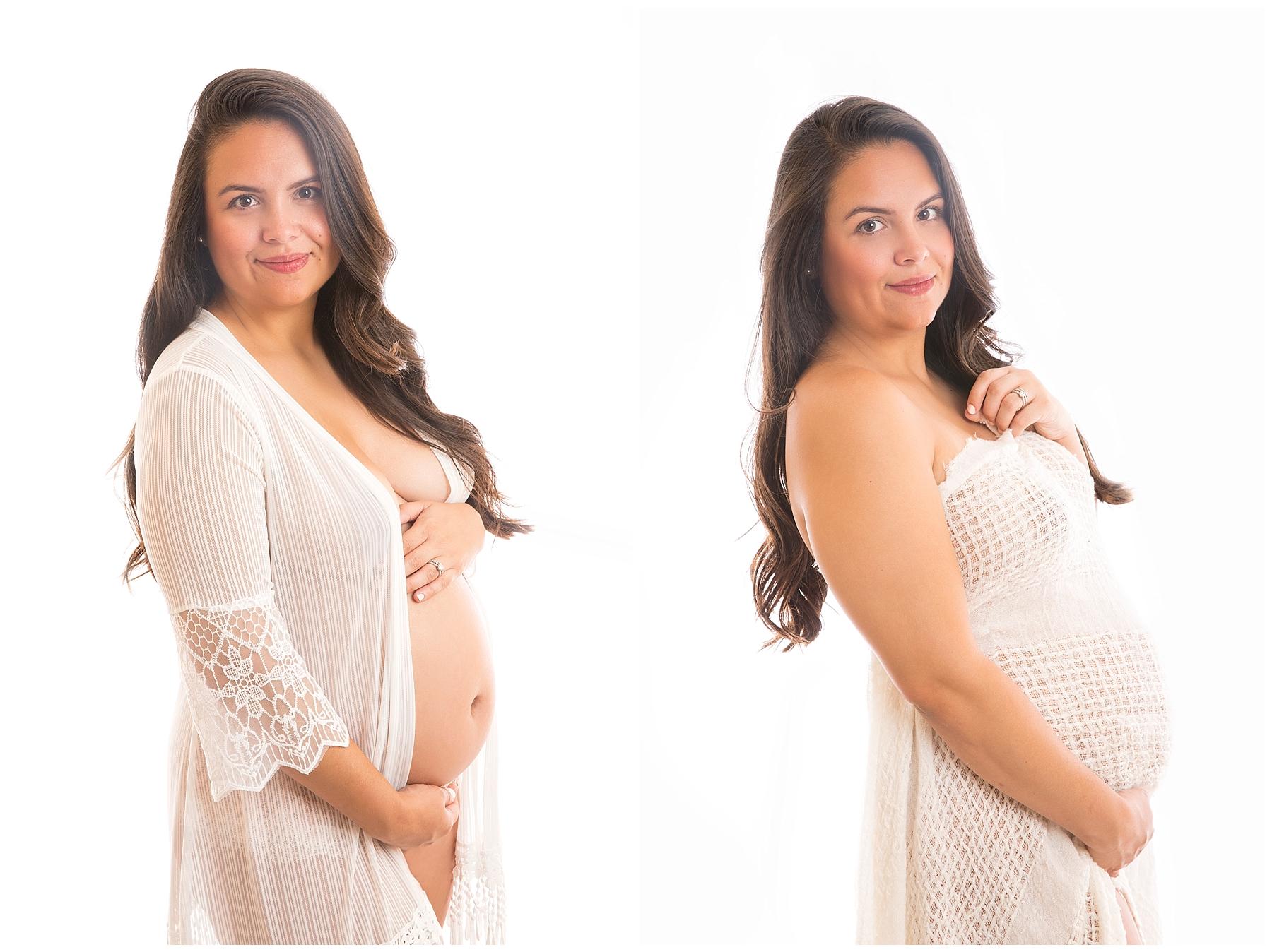 miami semi nude maternity pictures