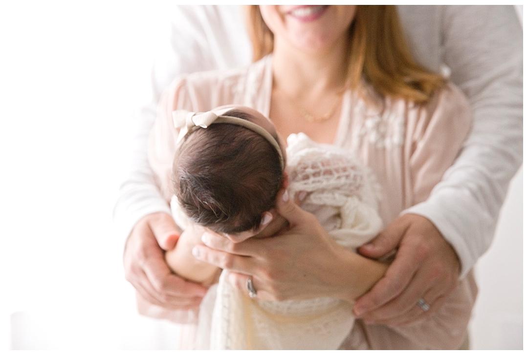 best newborn poses | miami newborn photographer