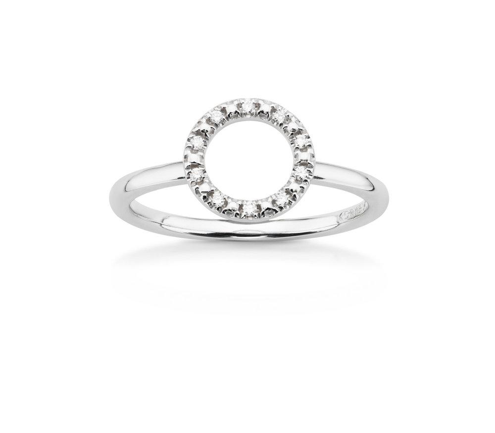 Hetta Mini Circle Ring