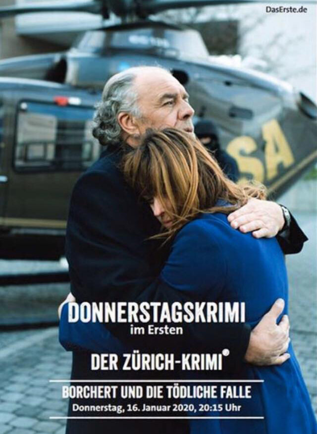 Nackt ina zürich paule klink krimi Official website