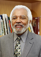 Junius Williams Director of the Abbott Leadership Institute at Rutgers University noted educator, mentor and community advocate in Newark. -