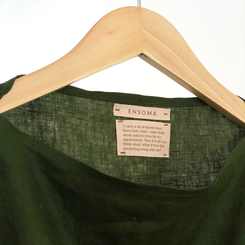 Green dress label in focus.jpg