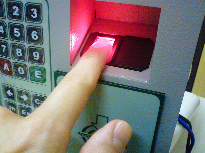 What happens when a fingerprint is stolen? Can we still count on it to uniquely identify ourselves?