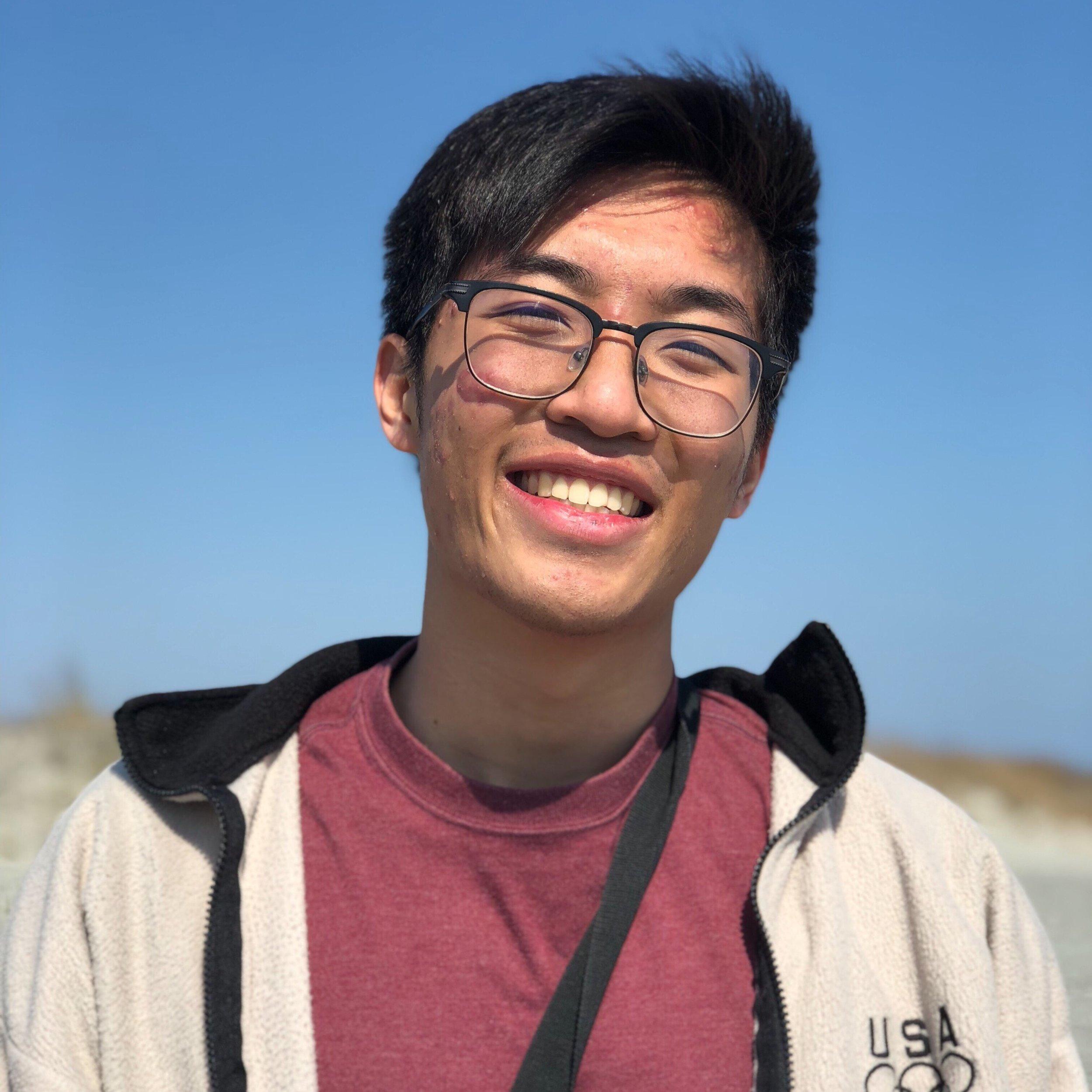 Jay Li - Copywriting Associate, Lead Brand Designer