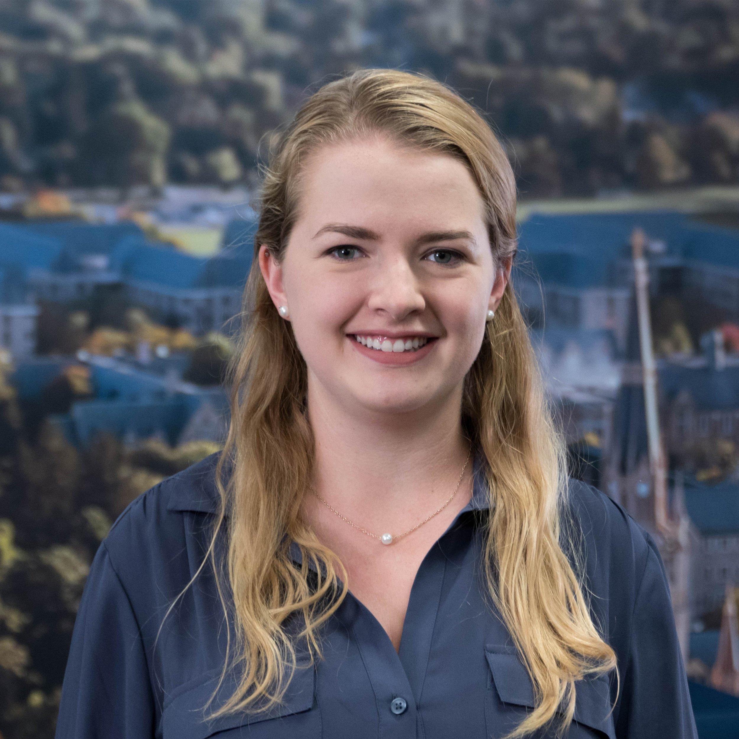 Sara Kellenberg - Scouting Intern