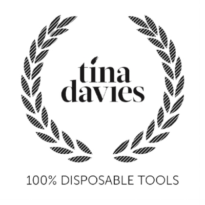 This practitioner uses Tina Davies disposable tools