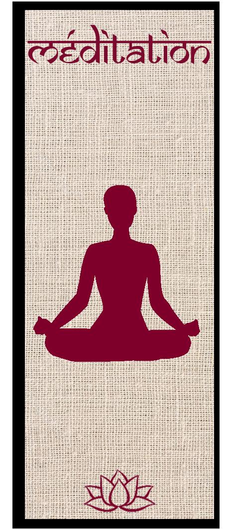 Om shanti propose un temps de méditation chaque semaine le jeudi entre midi et deux et des ateliers ponctuels certains dimanche matin. -