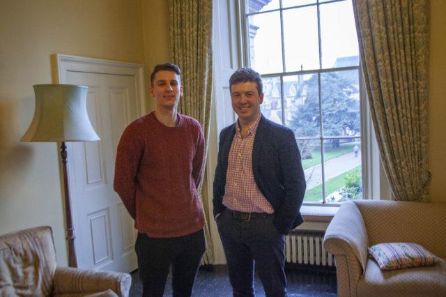 Owain and I set up Darogan in November 2018.