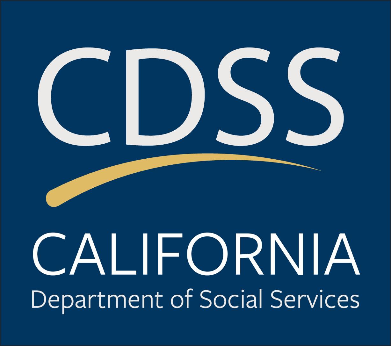 California's Department of Social Services logo