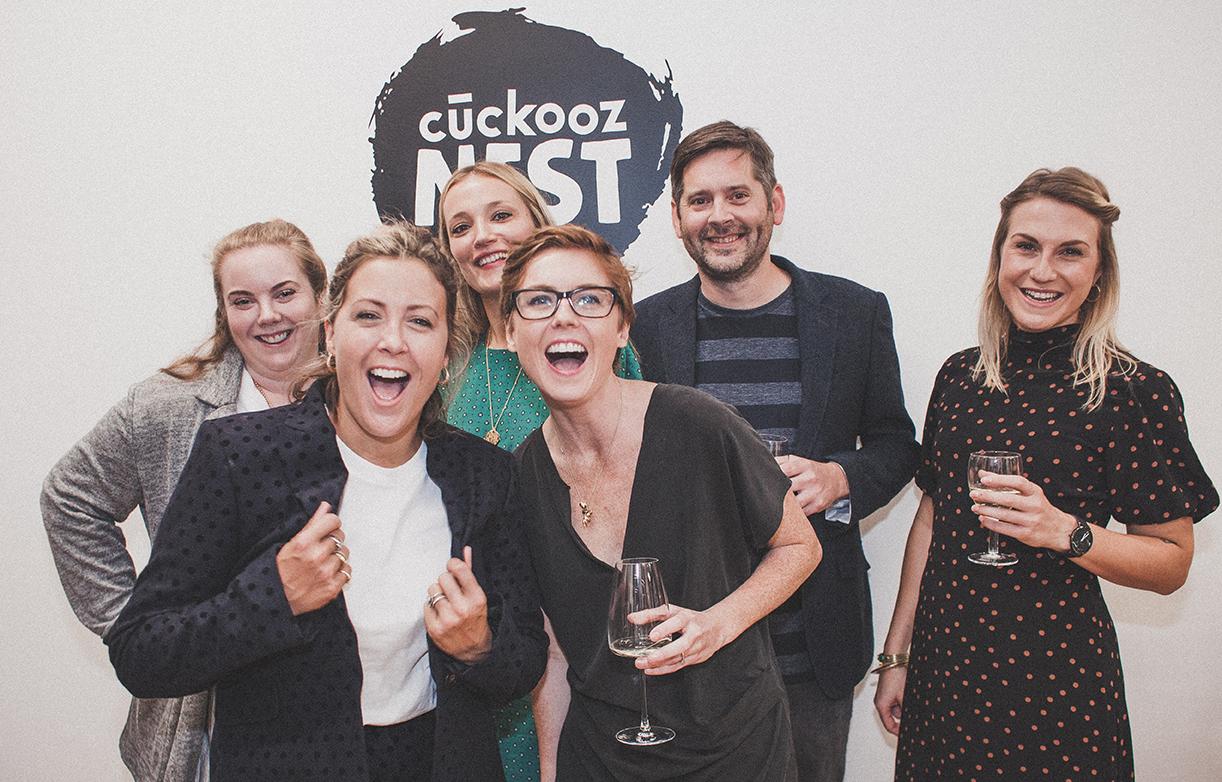 Cuckooz Nest Launch Panel