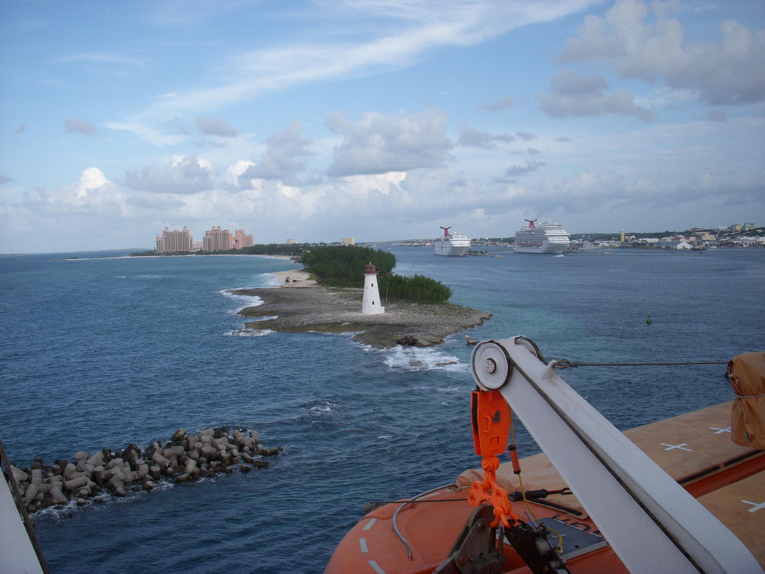 Nassau Light House