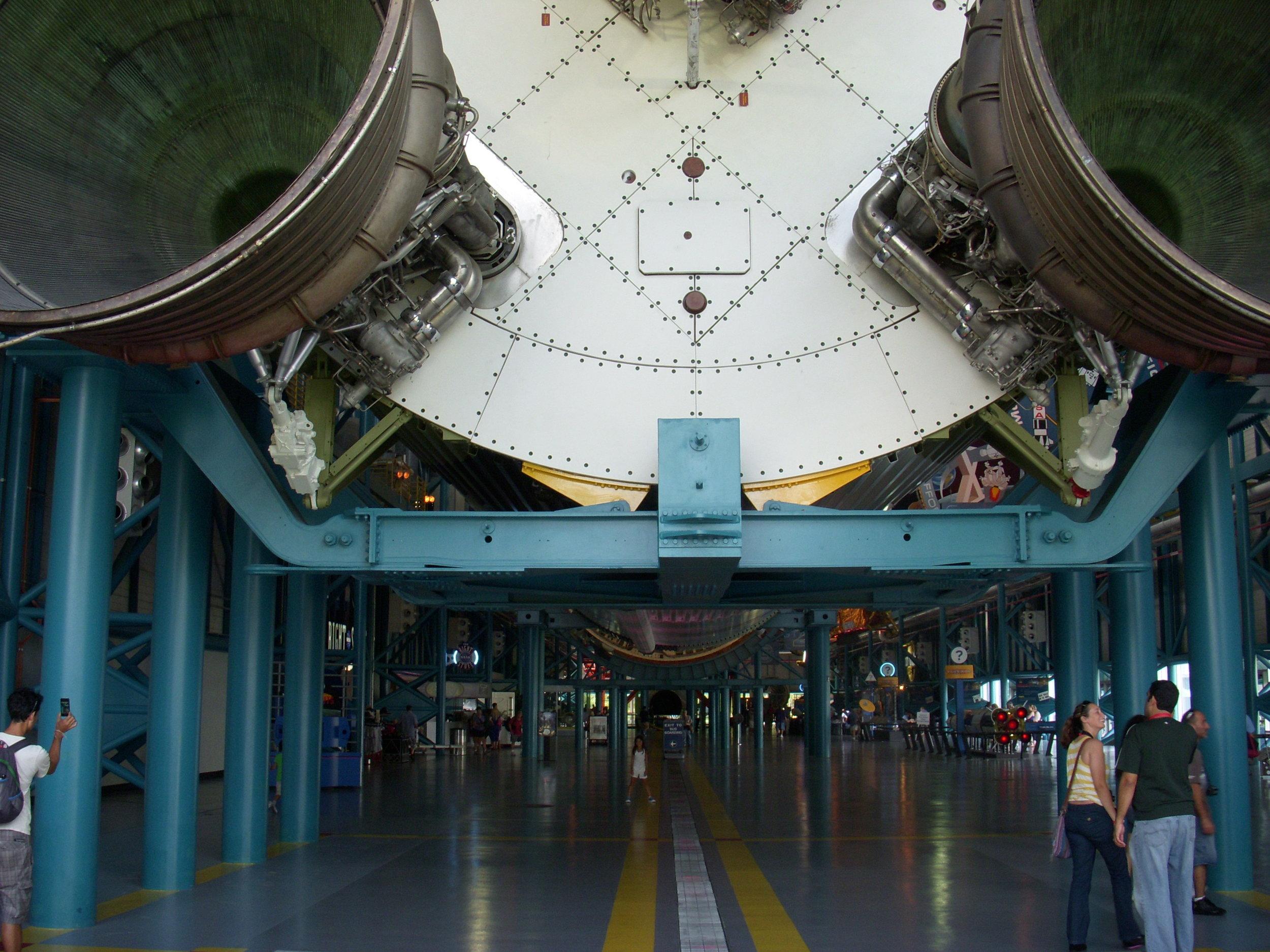 Very Large Rocket.
