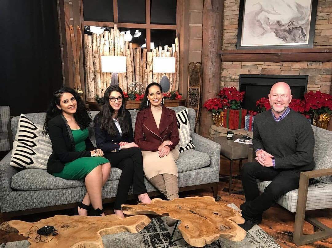 Park City TV with Terry Burden - Conversing about Islamophobia and our method in how we combat it through our organization, Emerald Project!