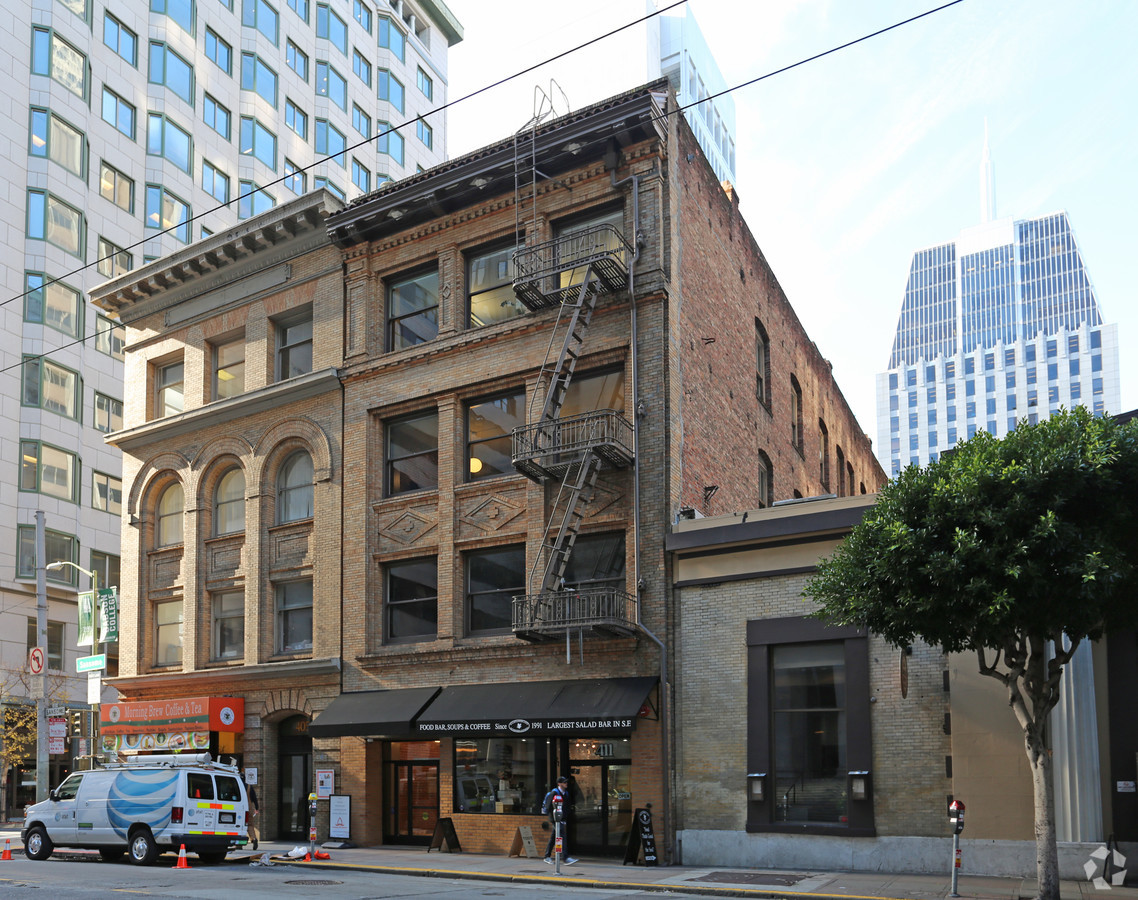 407 SANSOME ST, SF