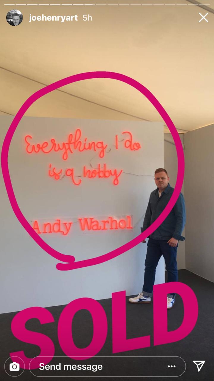 JOE HENRY: Curator & Artist