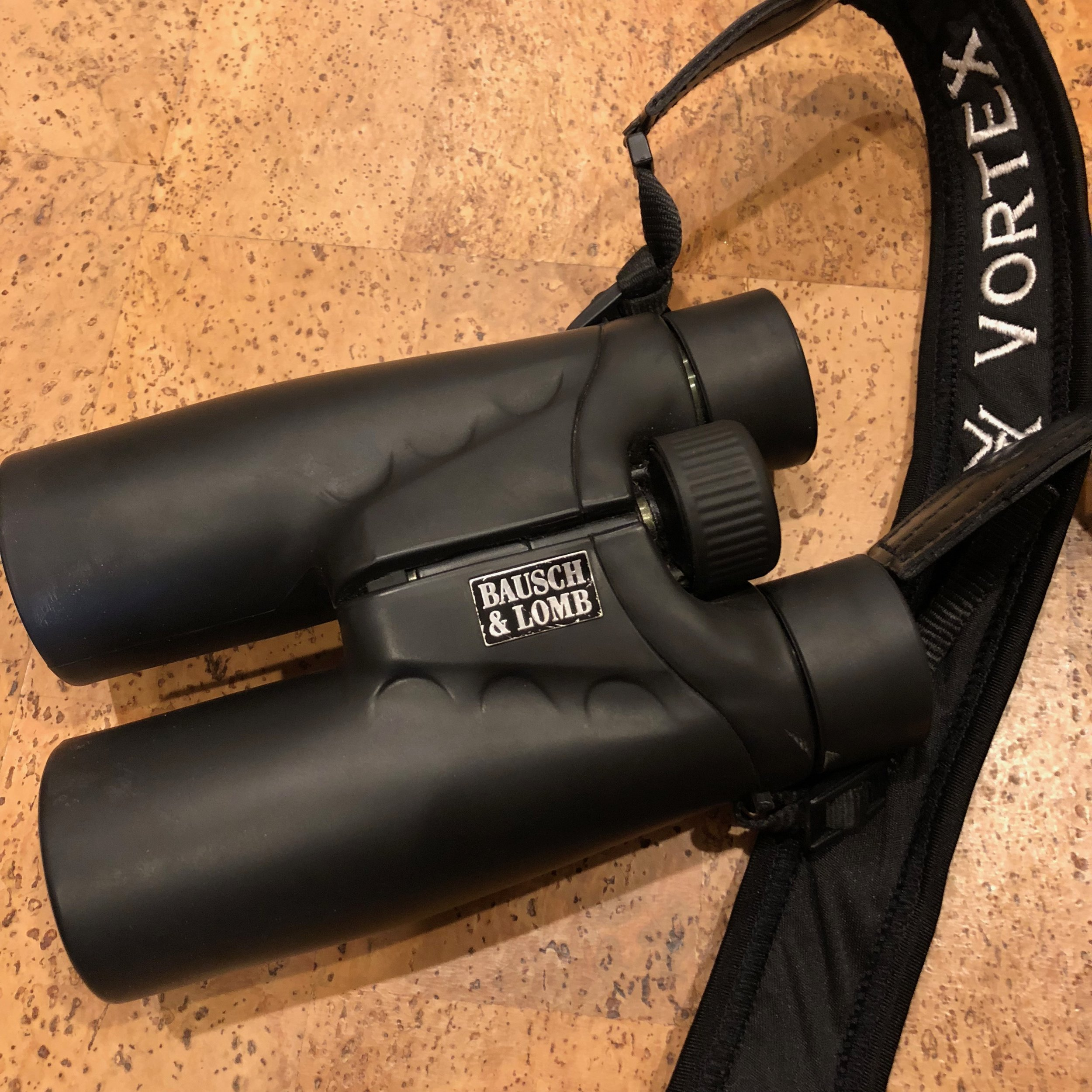 Bausch & Lomb binoculars (Free)   First come first served on these 10x42 binoculars. These would work great for indoor or outdoor archery. Contact Coach Tim at 612-599-5470.