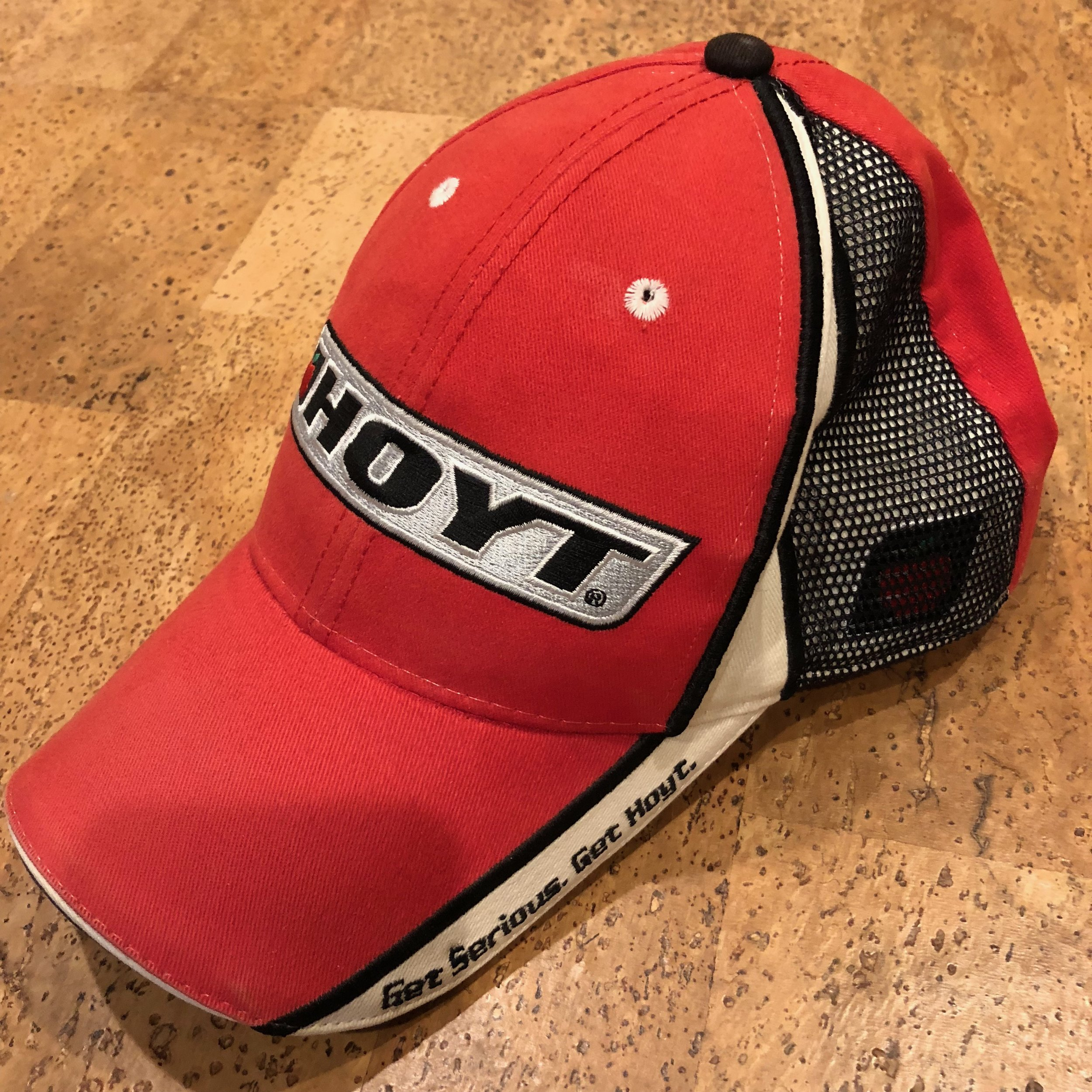 Hoyt hat (Free)   It's a hat. Contact Coach Tim at 612-599-5470.