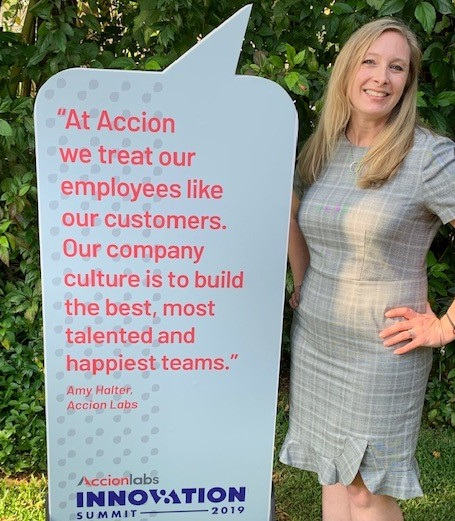Up Close & Personal with: Amy Halter - VP of HR/Operations, Pittsburgh, PA