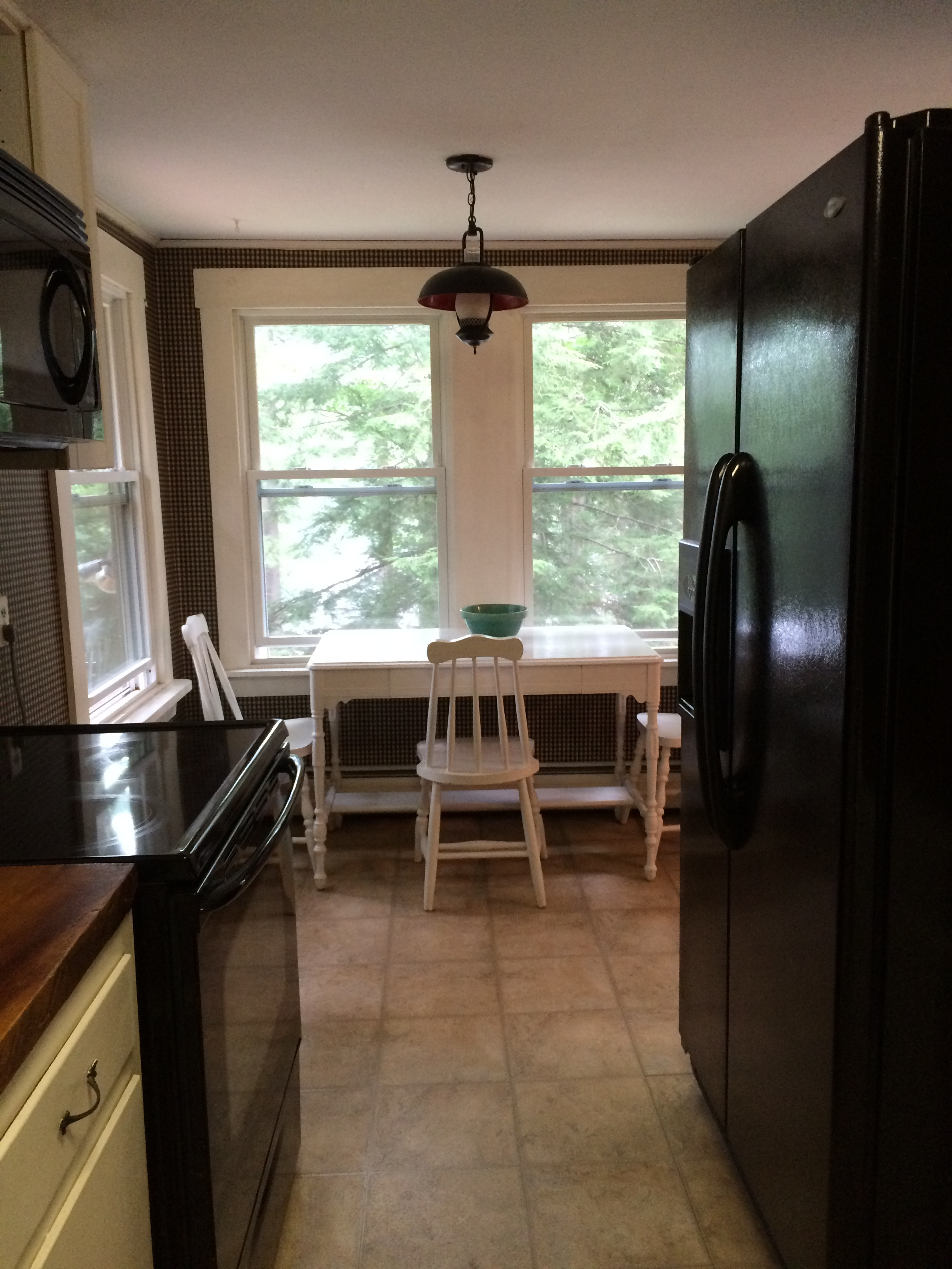 Lake Cottage Kitchen-After