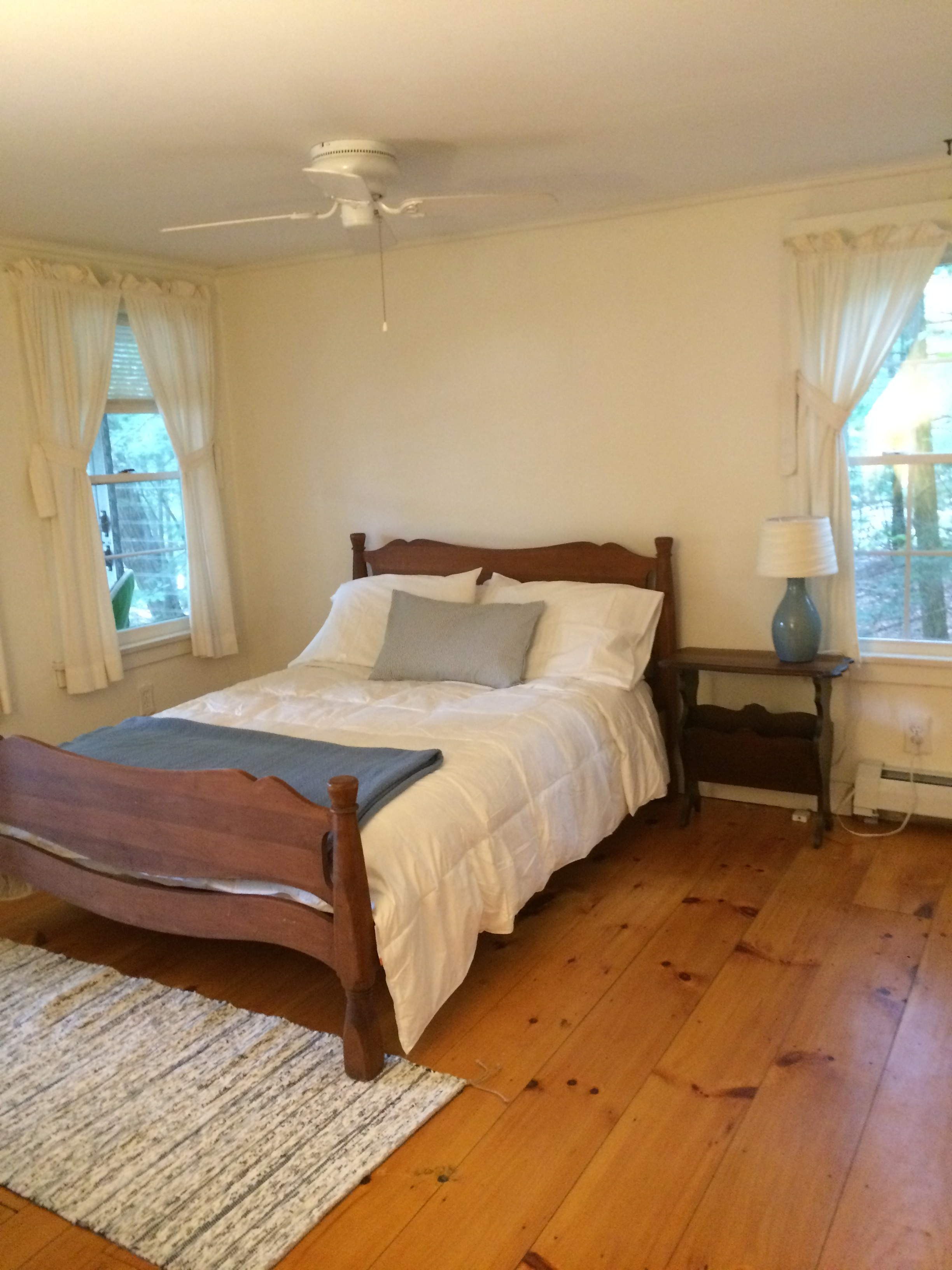 Lake Cottage Bedroom-After