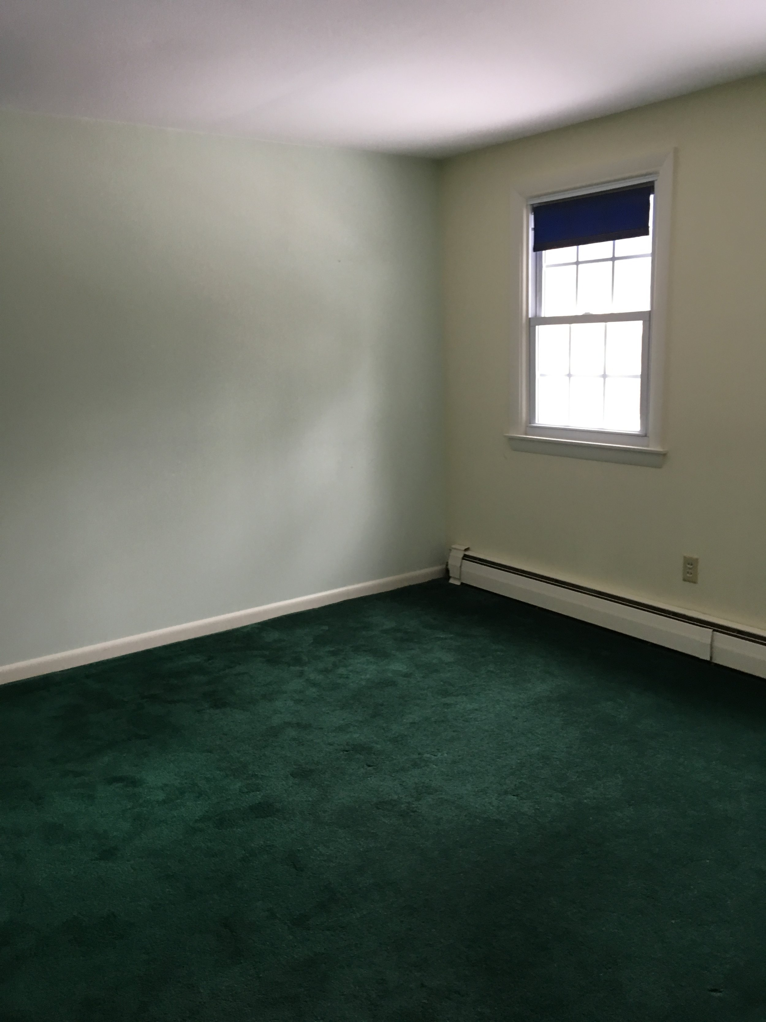 New London Cape Guest Room-Before