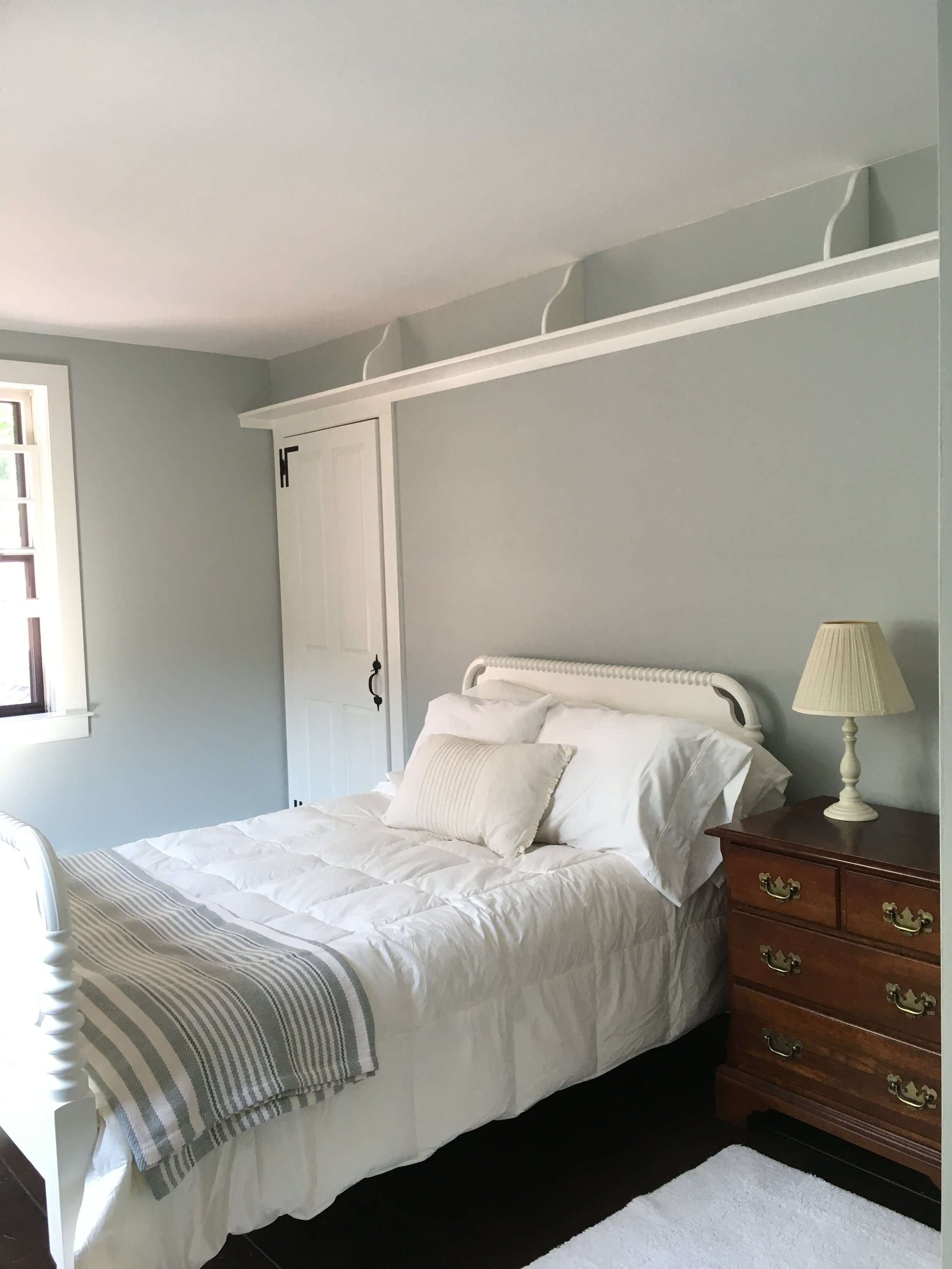 Sutton Cape Guest Room-After