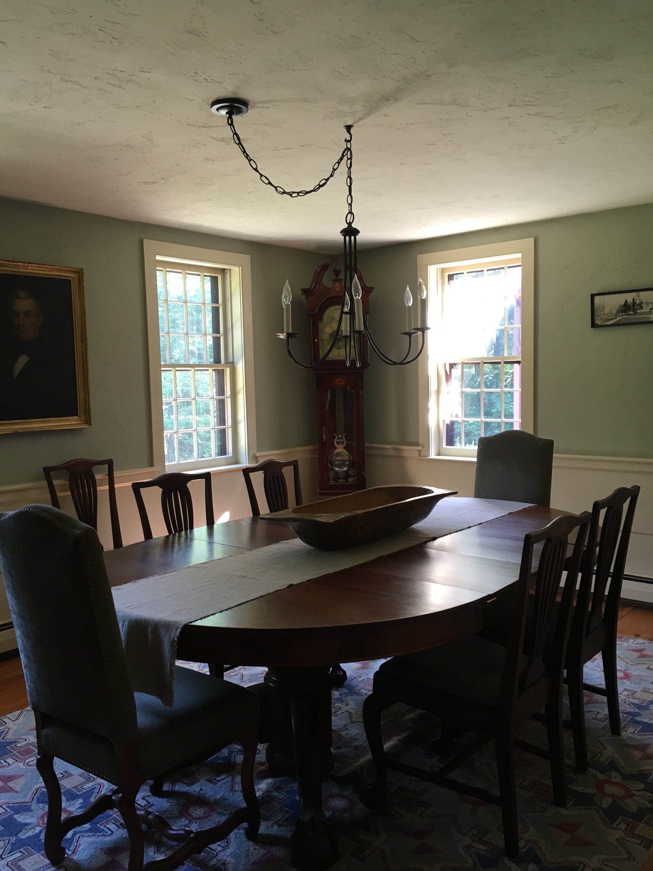Sutton Cape Dining Room-After